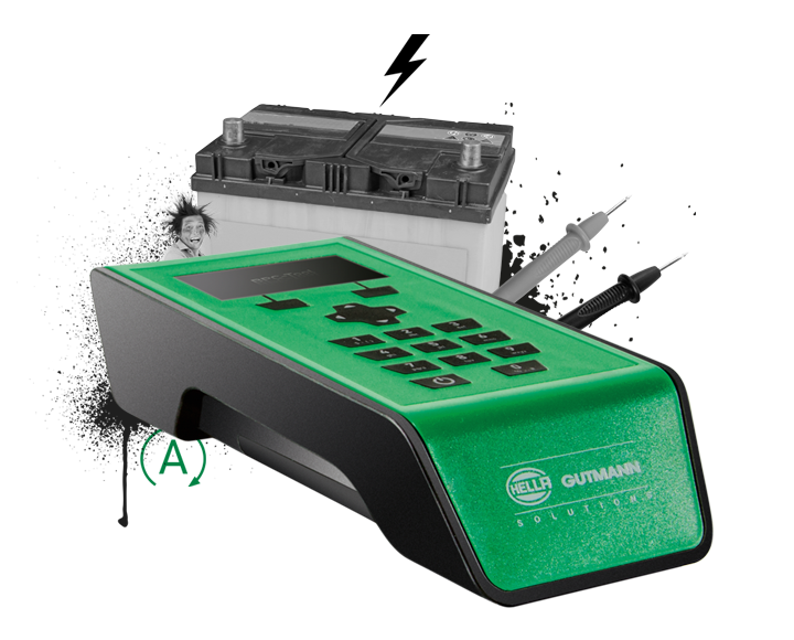 Verificarea completă a bateriei și a sistemului de încărcare