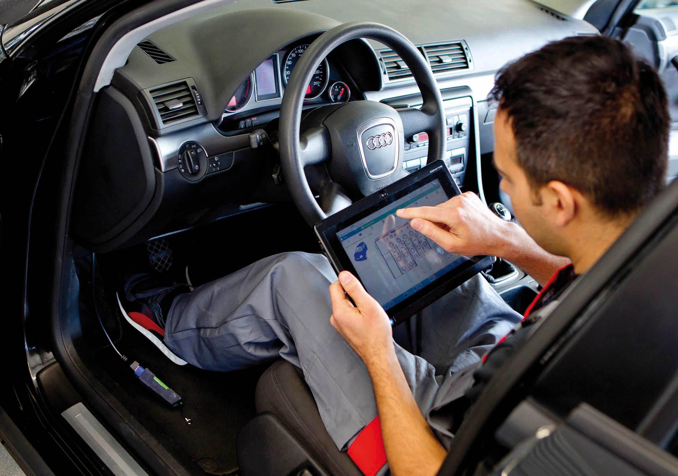 mega macs pentru calculator și tabletă